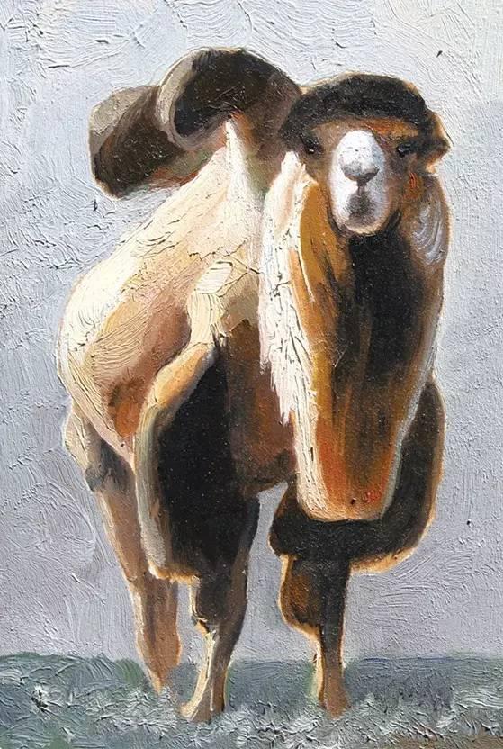 艺术家恩和:与骆驼的不解情缘 第4张
