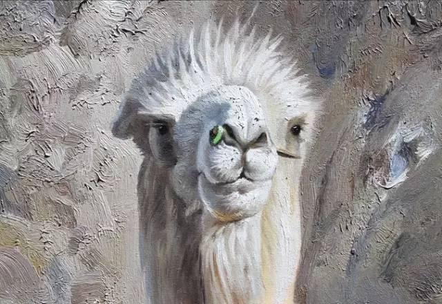 艺术家恩和:与骆驼的不解情缘 第18张