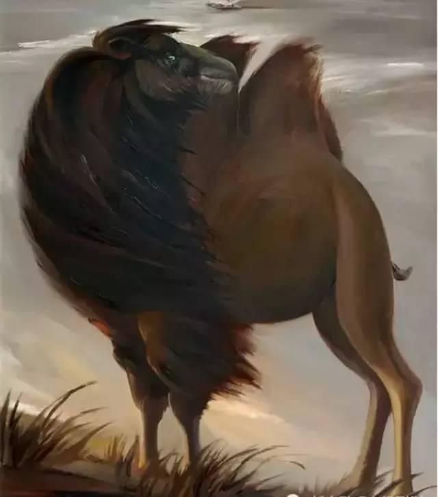 艺术家恩和:与骆驼的不解情缘 第20张