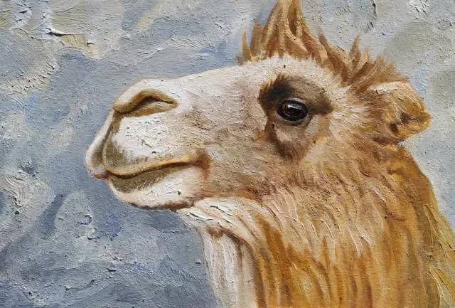艺术家恩和:与骆驼的不解情缘 第21张