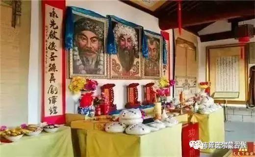 山东都姓蒙古人后裔的历史发展 第4张 山东都姓蒙古人后裔的历史发展 蒙古文化