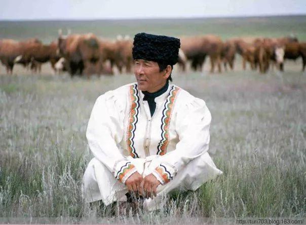 生活在俄罗斯的蒙古族后裔及蒙古人 第1张