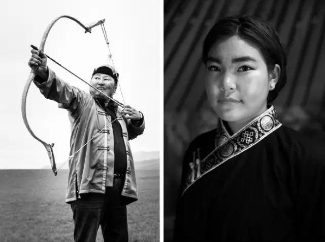 摄影纪实| 传统蒙古人的日常 第19张