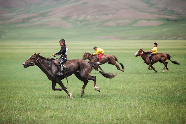 唯美的蒙古图片摄影作品,看的很醉人! 第11张 唯美的蒙古图片摄影作品,看的很醉人! 蒙古文化