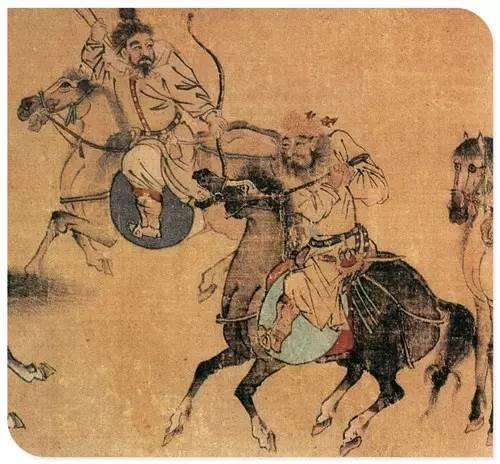 【敕勒歌文化】蒙古人与狩猎 第1张