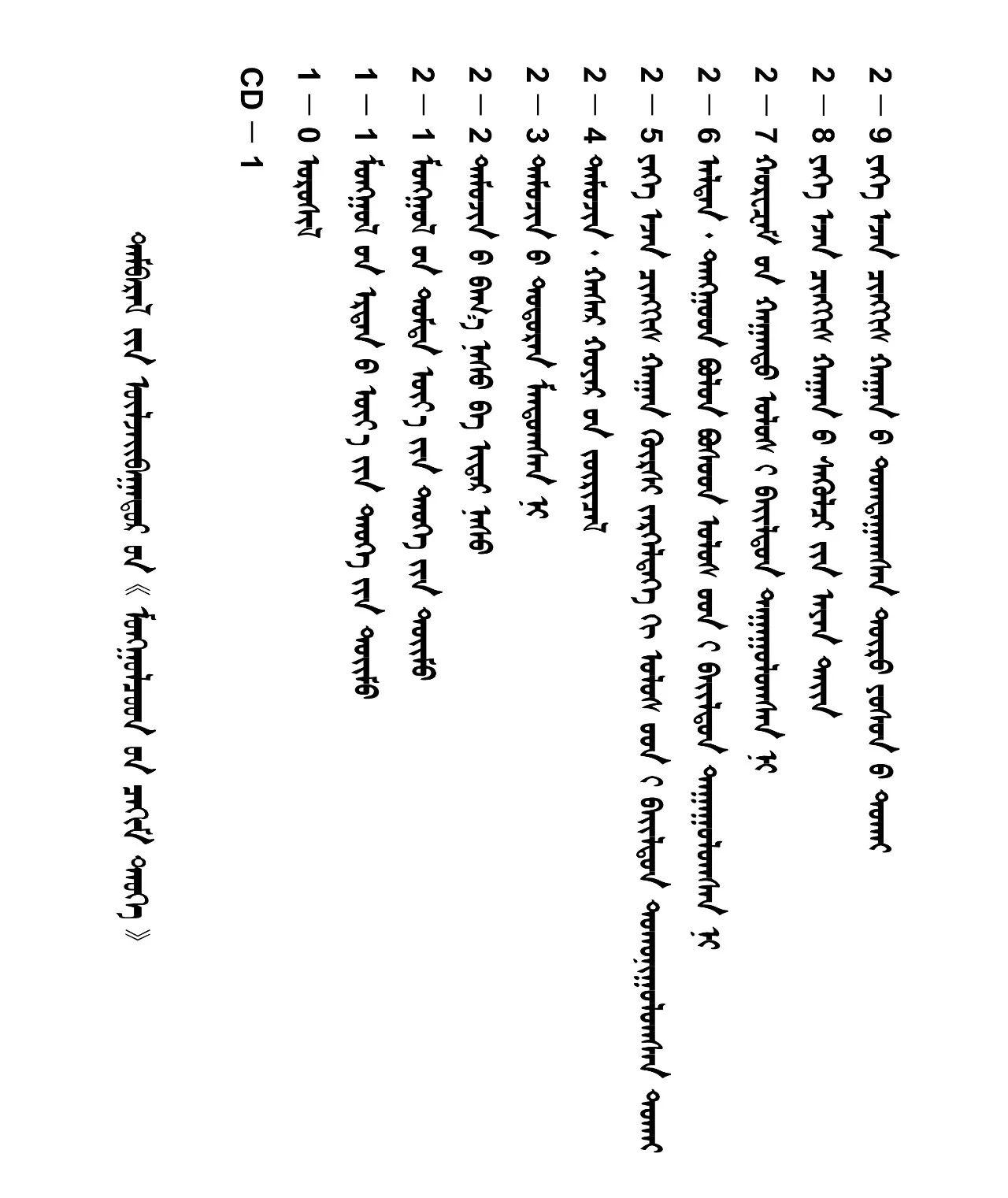 蒙古历史听书 1-0 前言 оршил 第2张 蒙古历史听书 1-0 前言 оршил 蒙古文化