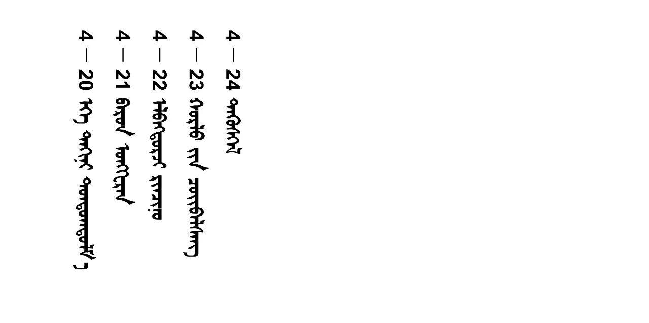 蒙古历史听书 1-0 前言 оршил 第10张