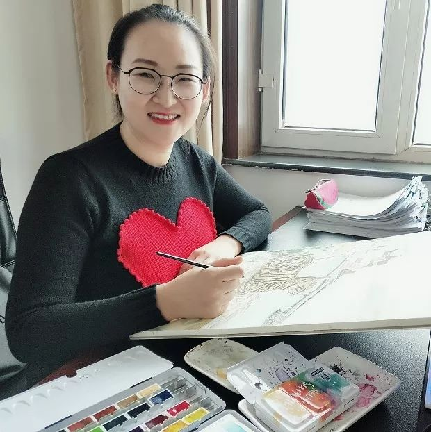 我的原创·漫画 | 蒙古族男娃哈布尔的春节假期 第6张 我的原创·漫画 | 蒙古族男娃哈布尔的春节假期 蒙古设计