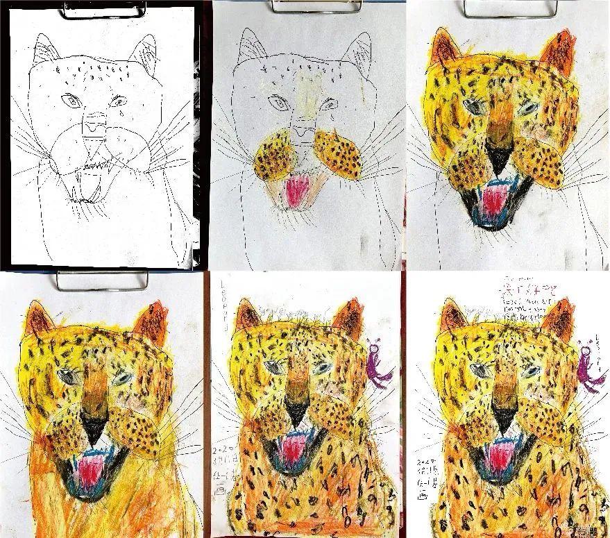 6岁蒙古族小设计师用插画拯救野生动物,为抗疫助力! 第5张