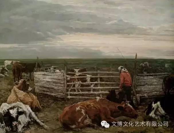 内蒙古油画家—张可扬 第3张 内蒙古油画家—张可扬 蒙古画廊