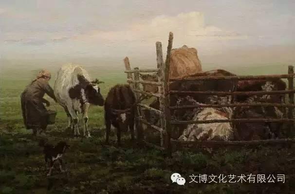 内蒙古油画家—张可扬 第7张 内蒙古油画家—张可扬 蒙古画廊