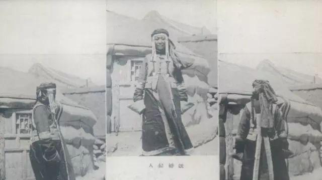 老明信片:30年代的内蒙古  (组图) 第8张 老明信片:30年代的内蒙古  (组图) 蒙古文化