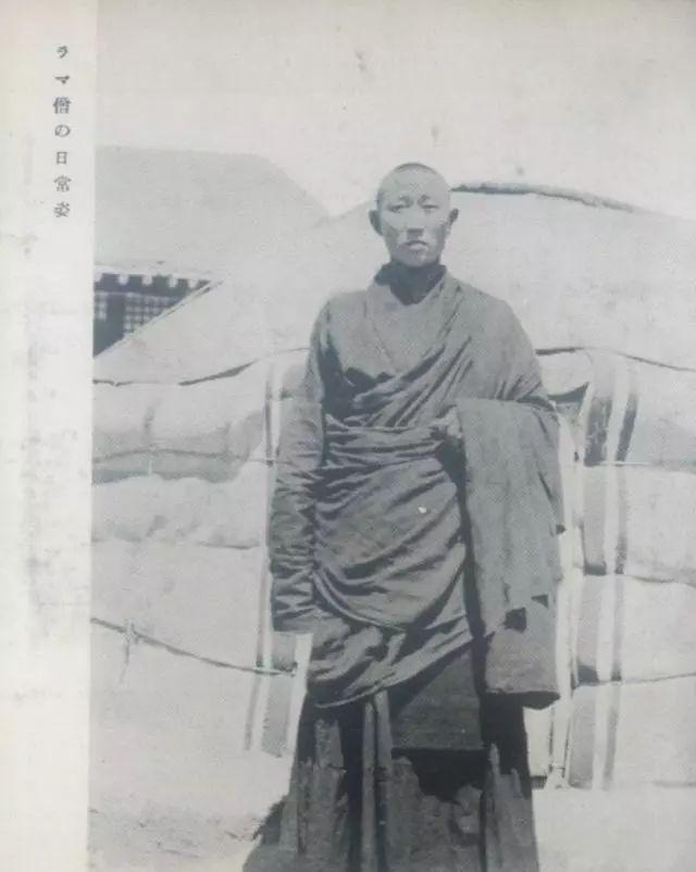 老明信片:30年代的内蒙古  (组图) 第10张 老明信片:30年代的内蒙古  (组图) 蒙古文化