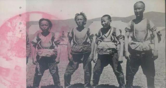老明信片:30年代的内蒙古  (组图) 第9张 老明信片:30年代的内蒙古  (组图) 蒙古文化