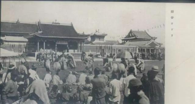 老明信片:30年代的内蒙古  (组图) 第7张 老明信片:30年代的内蒙古  (组图) 蒙古文化