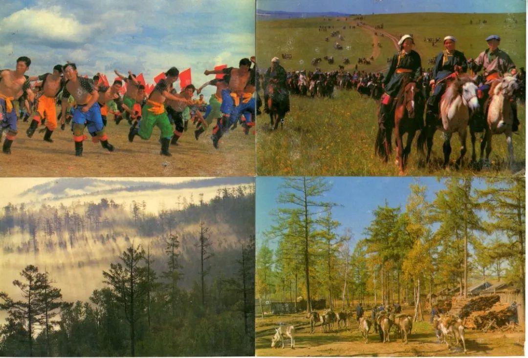 老明信片:30年代的内蒙古  (组图) 第17张 老明信片:30年代的内蒙古  (组图) 蒙古文化
