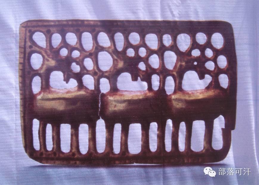 内蒙古出土的历史文物部分图片资料 第19张