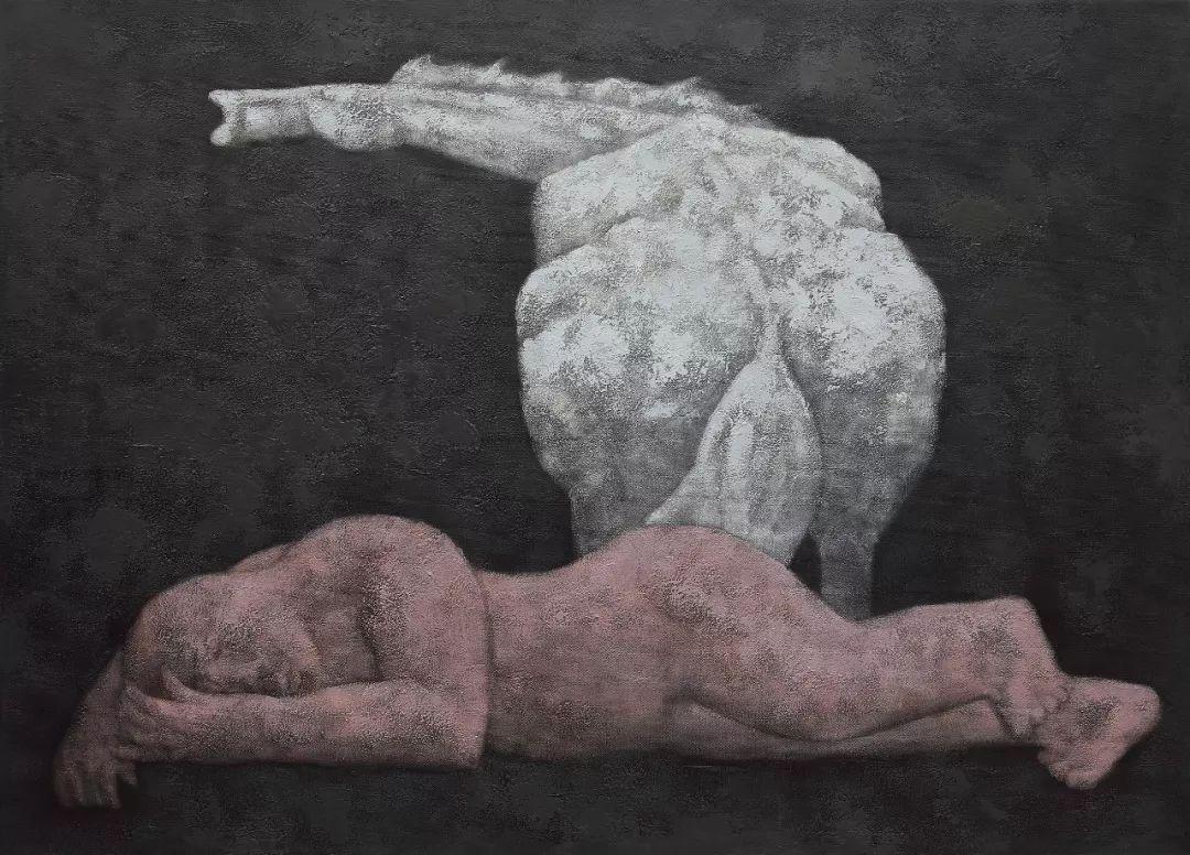【蒙古图片】蒙古马 内蒙古当代美术作品微展 第18张