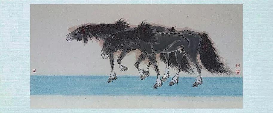 内蒙古当代美术家系列——白嘎力中国画作品选 第10张