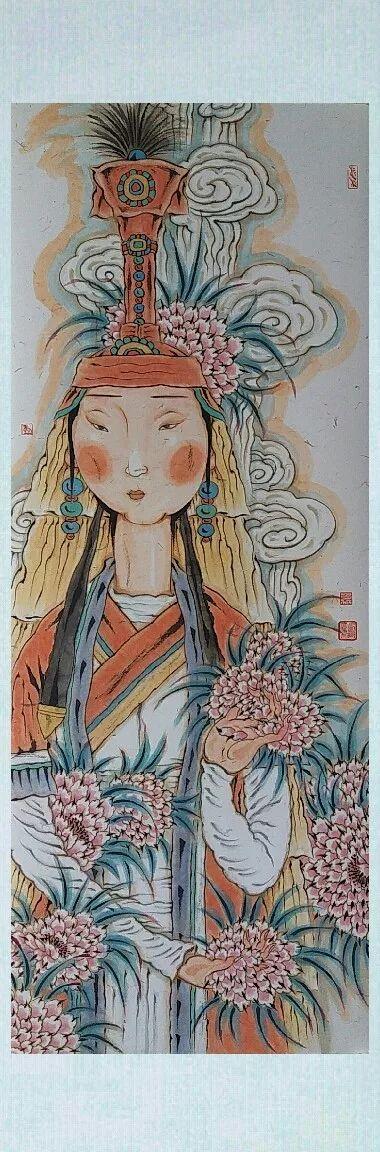 内蒙古当代美术家系列——白嘎力中国画作品选 第21张
