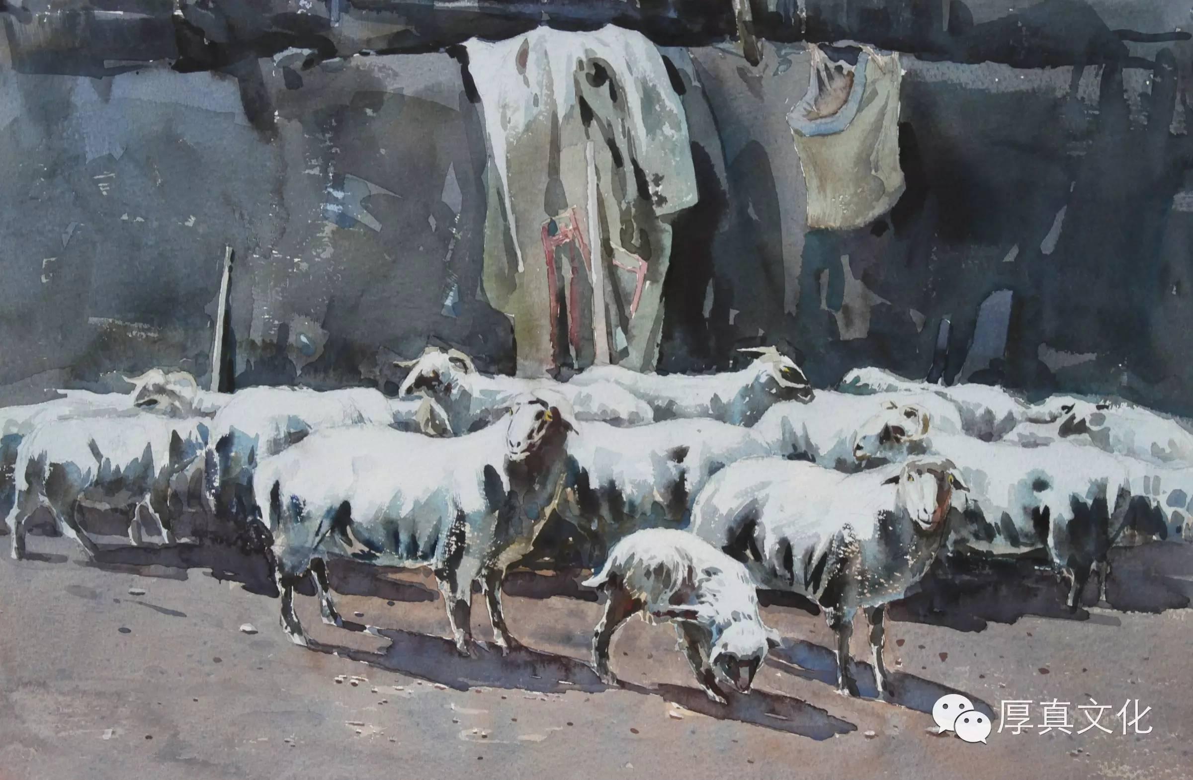 【蒙古人】美术家——云希望 第1张 【蒙古人】美术家——云希望 蒙古画廊