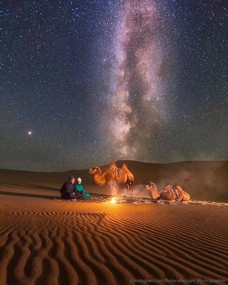 青年摄影师B·额尔登布勒干镜头下的蒙古大地,令人向往 第4张