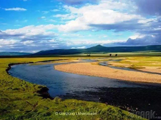 一个神话般的国度,一个安静的地方,我们叫它蒙古 第3张