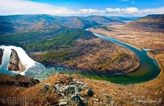 一个神话般的国度,一个安静的地方,我们叫它蒙古 第12张