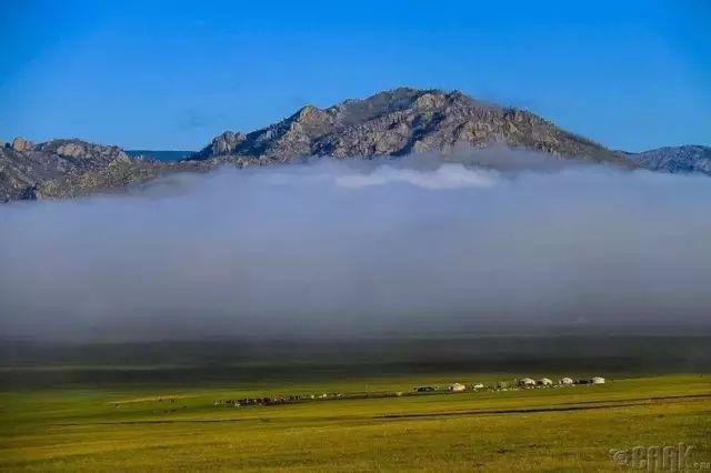 一个神话般的国度,一个安静的地方,我们叫它蒙古 第13张