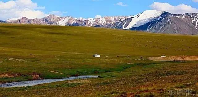 一个神话般的国度,一个安静的地方,我们叫它蒙古 第19张