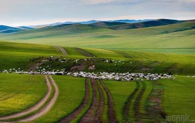 一个神话般的国度,一个安静的地方,我们叫它蒙古 第15张