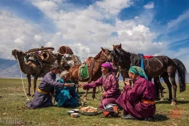 一个神话般的国度,一个安静的地方,我们叫它蒙古 第24张