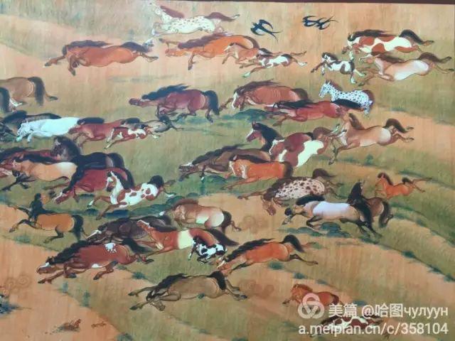 【文艺】蒙古国90后天才画家普日布苏仁作品欣赏(组图) 第64张