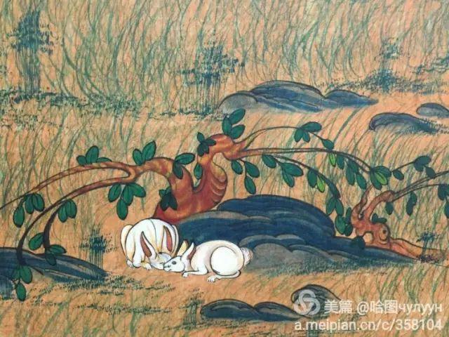 【文艺】蒙古国90后天才画家普日布苏仁作品欣赏(组图) 第65张