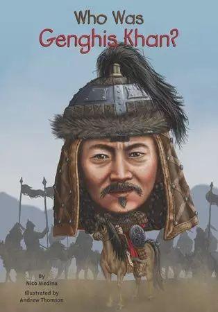 Who was系列之Genghis Khan 成吉思汗 第1张