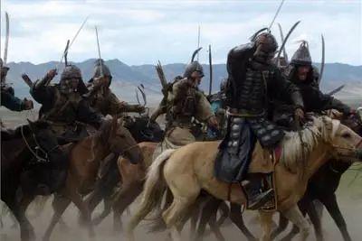 Who was系列之Genghis Khan 成吉思汗 第2张
