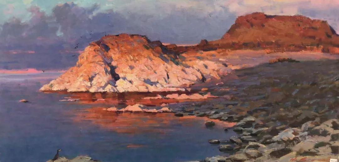 蒙古国画家 Bolor Chinbayar作品欣赏 第7张 蒙古国画家 Bolor Chinbayar作品欣赏 蒙古画廊