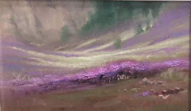 蒙古国画家 Bolor Chinbayar作品欣赏 第9张 蒙古国画家 Bolor Chinbayar作品欣赏 蒙古画廊