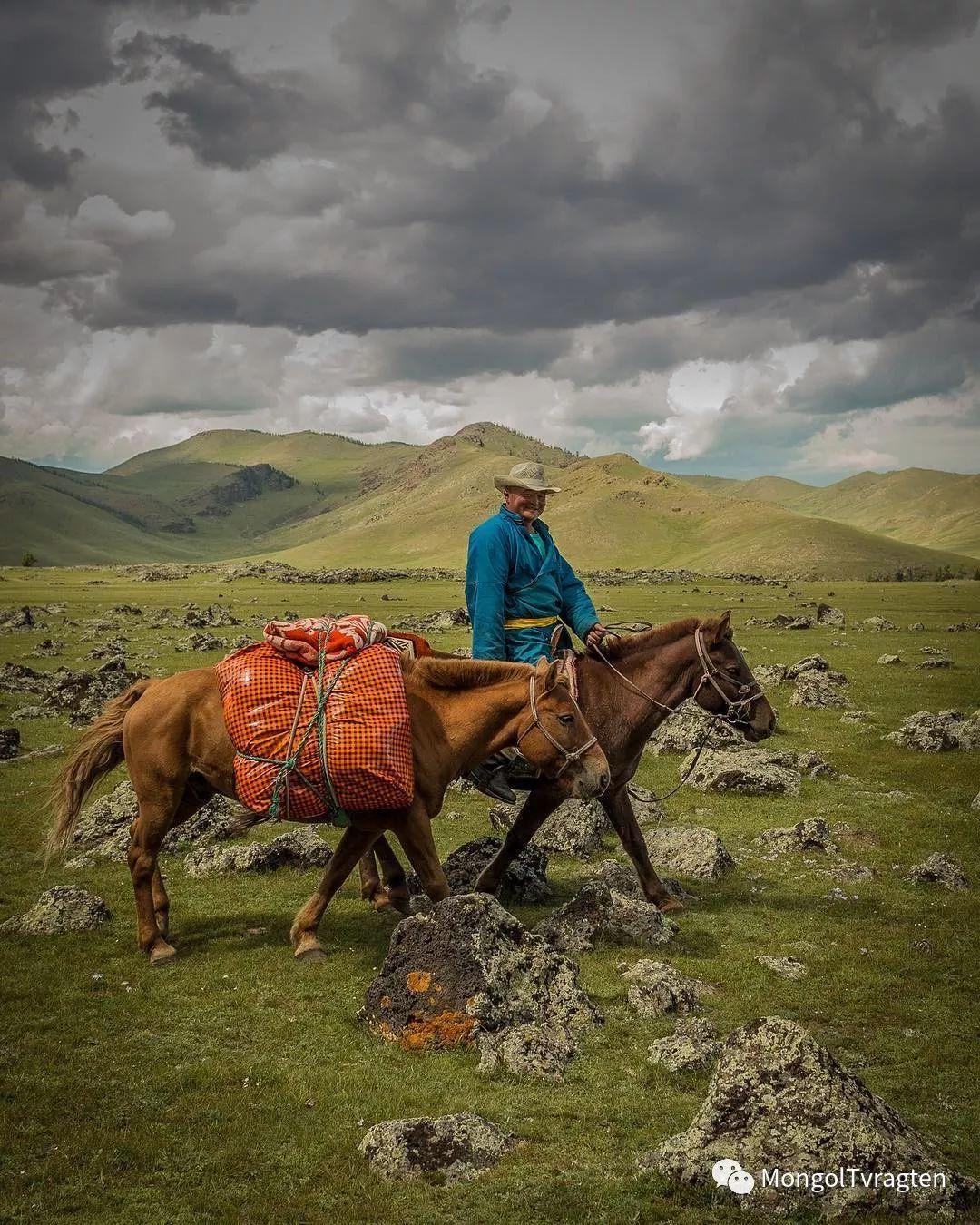 蒙古影像-- Henne Metz 第13张