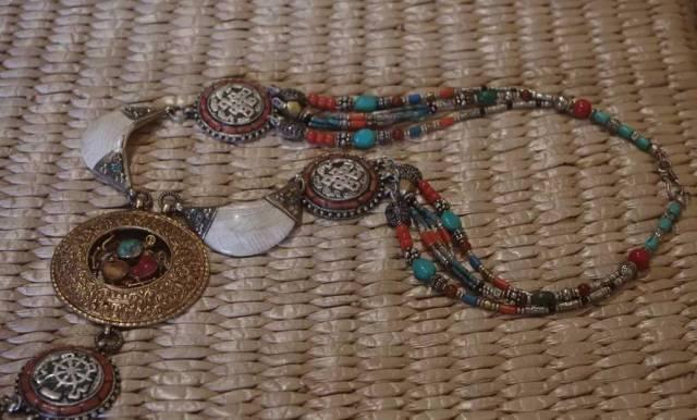 蒙古族:一个热爱银饰的民族 第8张 蒙古族:一个热爱银饰的民族 蒙古工艺