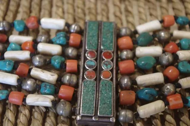 蒙古族:一个热爱银饰的民族 第11张