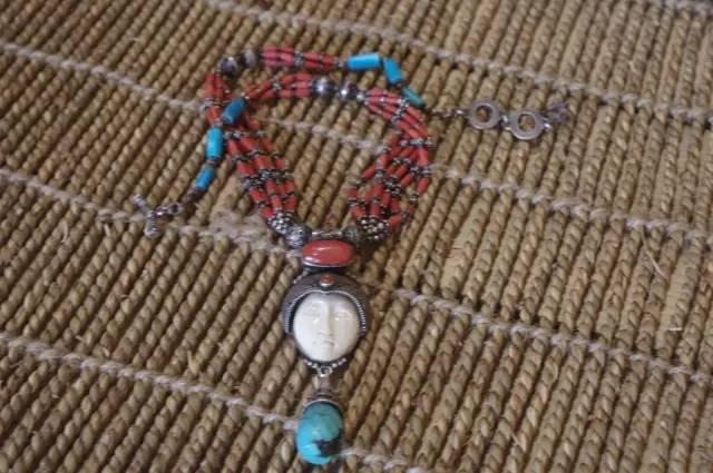 蒙古族:一个热爱银饰的民族 第13张 蒙古族:一个热爱银饰的民族 蒙古工艺