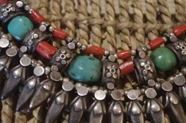 蒙古族:一个热爱银饰的民族 第12张 蒙古族:一个热爱银饰的民族 蒙古工艺