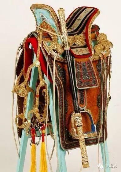 蒙古族马具丨马背民族的工匠传承 第8张
