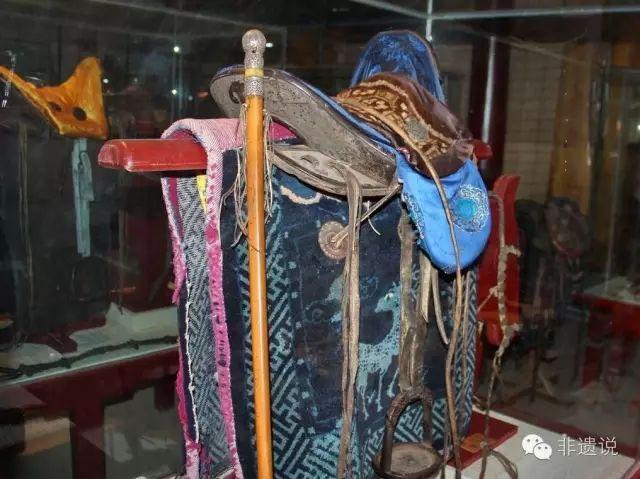 蒙古族马具丨马背民族的工匠传承 第13张