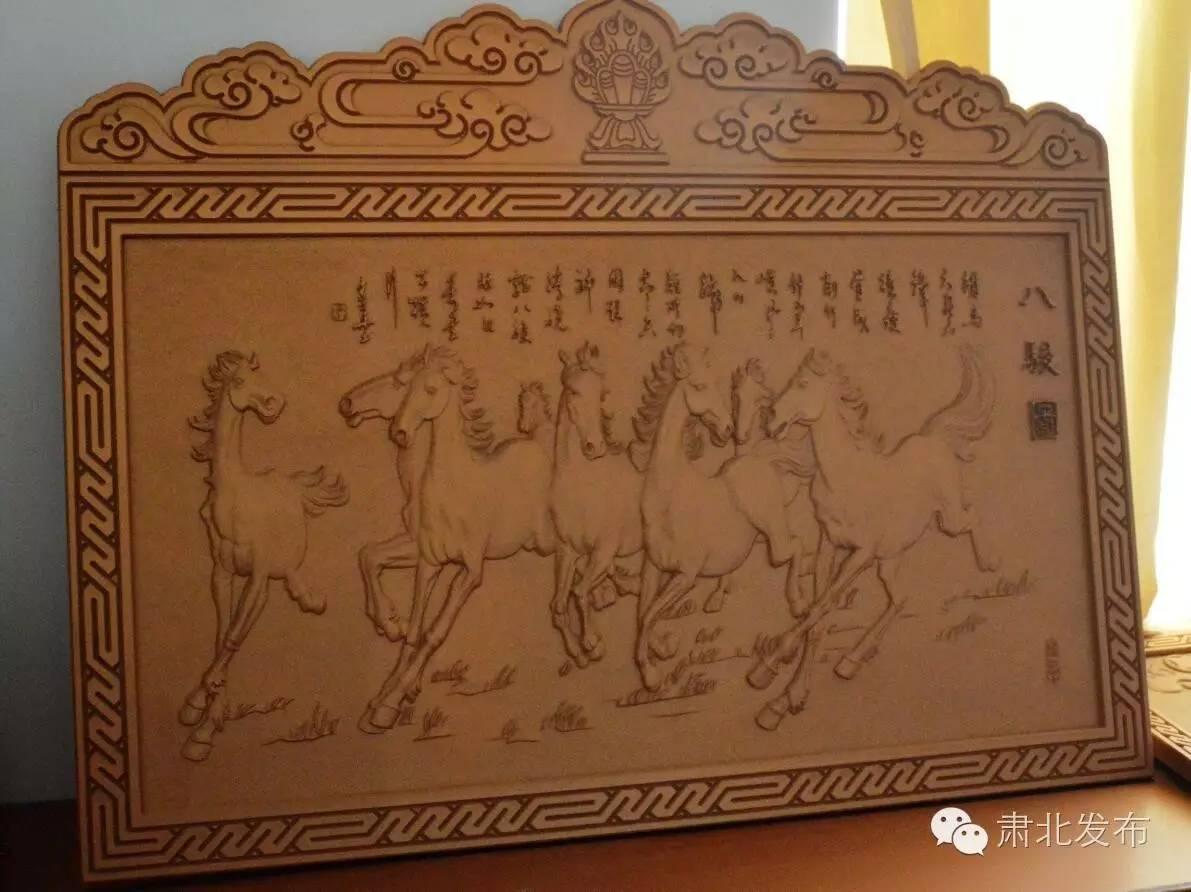 温格金  让雪山蒙古族手工艺术品大放光芒 第8张