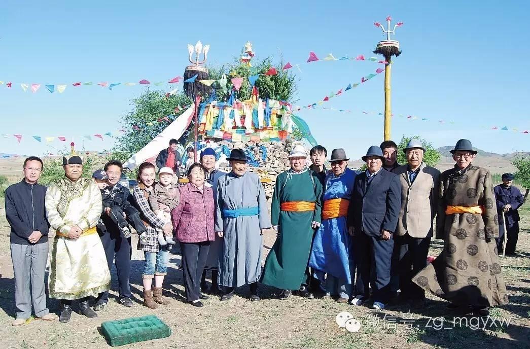 文化丨图什业图蒙古人心中的五座圣山,你造吗?(蒙古文) 第3张 文化丨图什业图蒙古人心中的五座圣山,你造吗?(蒙古文) 蒙古文化