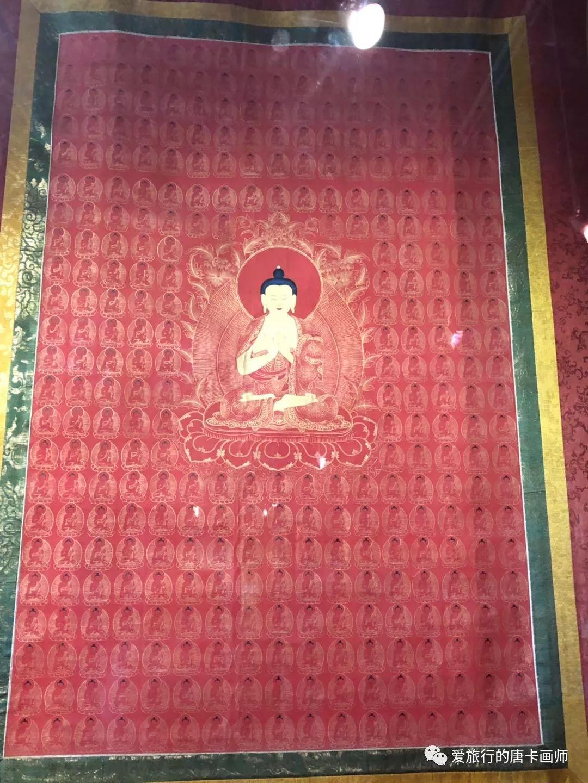 蒙古国唐卡艺术绘画欣赏 第14张
