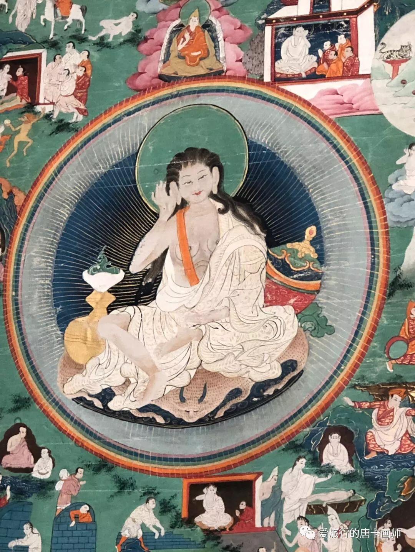蒙古国唐卡艺术绘画欣赏 第19张