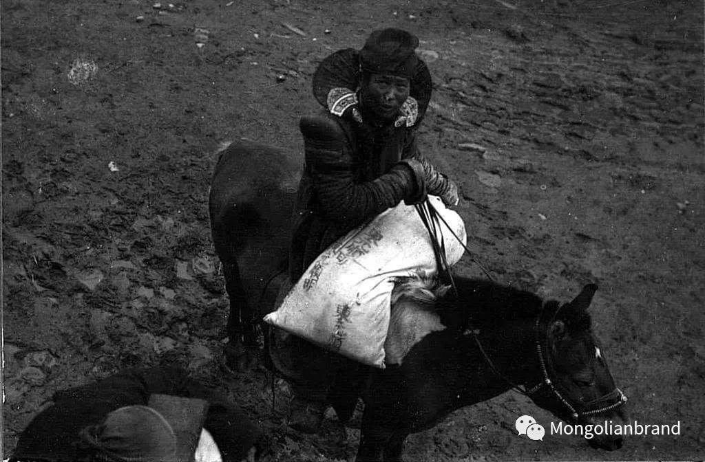 老照片:见证百年前蒙古女性(组图) 第15张 老照片:见证百年前蒙古女性(组图) 蒙古文化